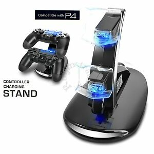 Fast-Charger-Dock-Station-Dual-USB-Charging-Stand-for-PlayStation-PS4-Controller