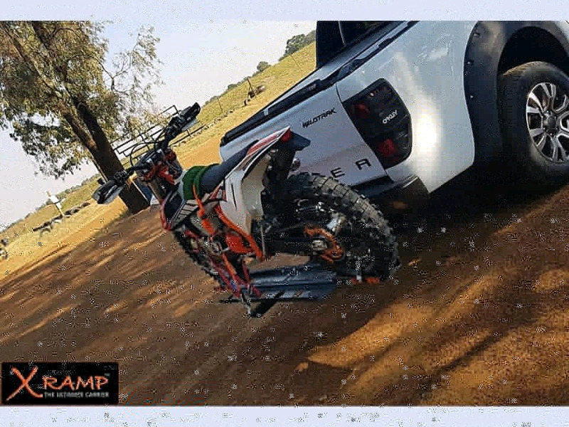 Xramps the ultimate bike carrier