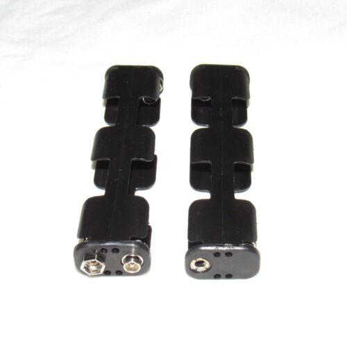 4 AA metal detector for garrett fisher 3 battery holders