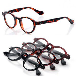 9d1a6a4c432 Image is loading 8023-Vintage-Spring-Hinge-Eyeglass-Frame-Reading-glasses-
