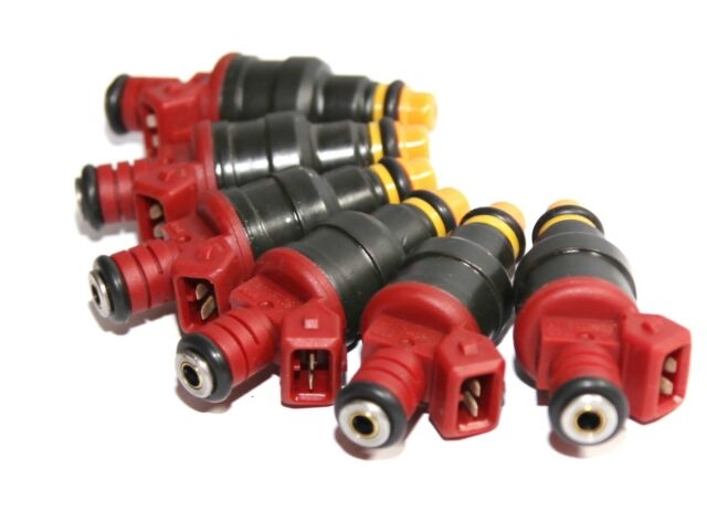 6PC Fuel Injector fit Dodge 92-95 Spirit//92-94 Shadow//92-00 Grand Caravan3.0 V6
