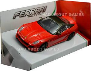 FERRARI 599 GTO 1:43 métalliques métal modèle de voiture en fonte de modèles