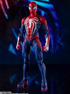 Bandai-S-H-Figuarts-Advance-Suit-Marvel-039-s-Spider-Man-Japan-version-Pre-Order