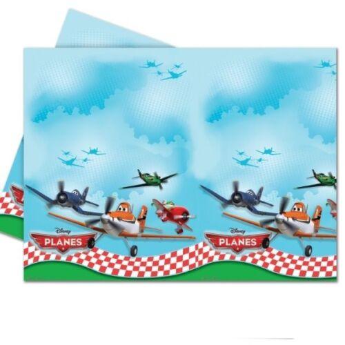 Disney Planes Plastic Table cover 120 x 180 cm