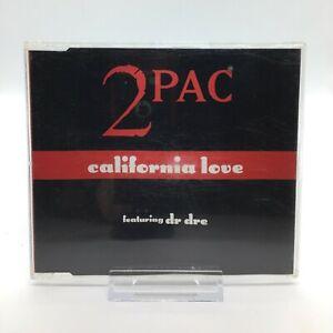 2 Pac feat. Dr. Dre - California Love | Single / Maxi Disc