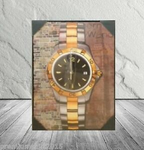 Details Zu Bild Uhr Mit Ziffernblatt Coole Wanduhr Armbanduhr