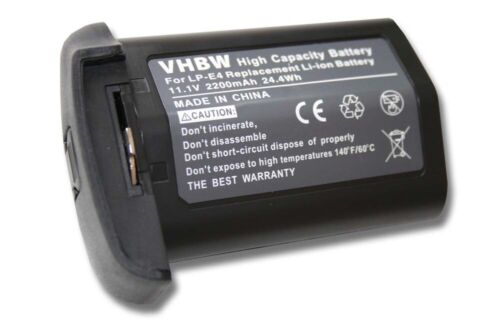 CAMERA BATTERY FOR CANON EOS 1D C 1 D C