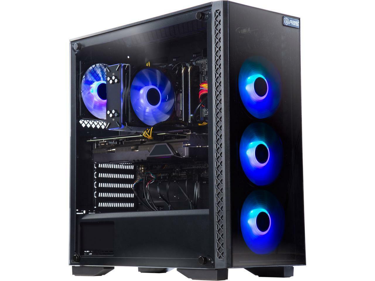 ABS Master Gaming PC - Intel i7 10700F - GeForce RTX 3060 - 16GB DDR4 3000MHz -