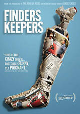 Finders Keepers (DVD, 2015)