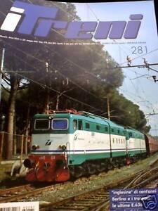 I Treni 281 2006 Le Ultime locomotive E 636 Top Train 9