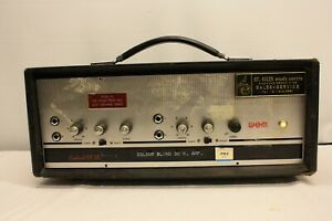 WEM-CONTROL-ER30-1960s-VALVE-AMPLIFIER-HEAD-AMP-MADE-BY-CHARLIE-WATKINS-MULLARD