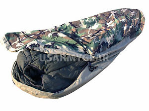 Details About Extreme Cold Weather Military Army Subzero Sleeping Bag Bivy Cover Waterproof