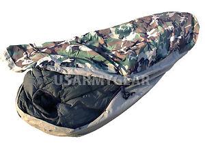 Extreme Cold Weather Military Army SUBZERO Sleeping Bag ...