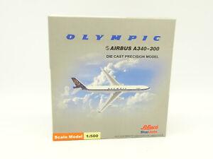 Avion Philippine Airlines Boeing 747-400 Herpa Echelle 1//500