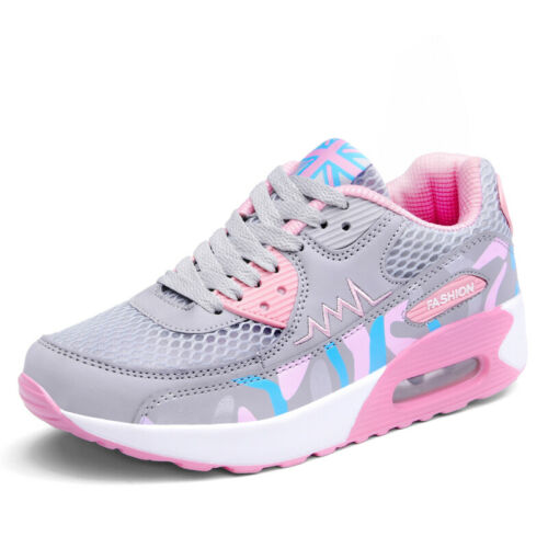 Women/'s Air Cushion Sneakers Running Shoes Casual Athletic Walking Sport Shoes