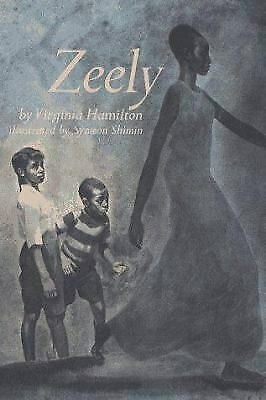 Zeely by Hamilton, Virginia -ExLibrary