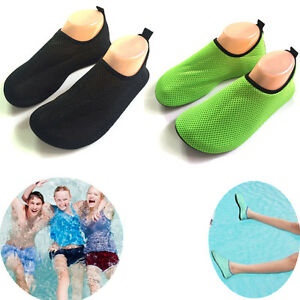 Slip On Beach Water Shoes Skin Shoes Non-Skid Sandal Aqua Socks Swimming Surfing