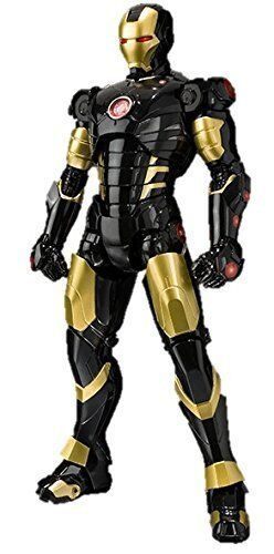 Bandai S.H.Figuarts Ironman Mark 3 MARVEL AGE OF HEROES EXHIBITION Limited Ver.