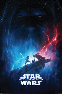 Star Wars - The Rise of Skywalker - Galactic - Poster Plakat Größe 61x91,5cm