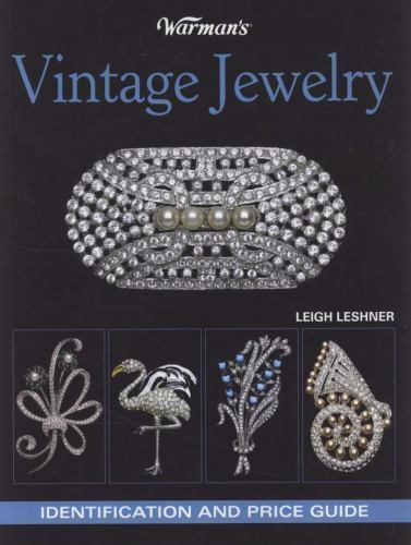 Warman's: Warman's Vintage Jewelry : Identification and Price Guide by Leigh Les