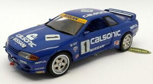 Kyosho-1-18-Scale-7002-12000-Calsonic-Nissan-Skyline-GTR-Blue