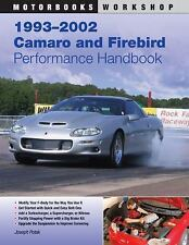 Motorbooks Workshop: 1993-2002 Camaro and Firebird Performance Handbook by...