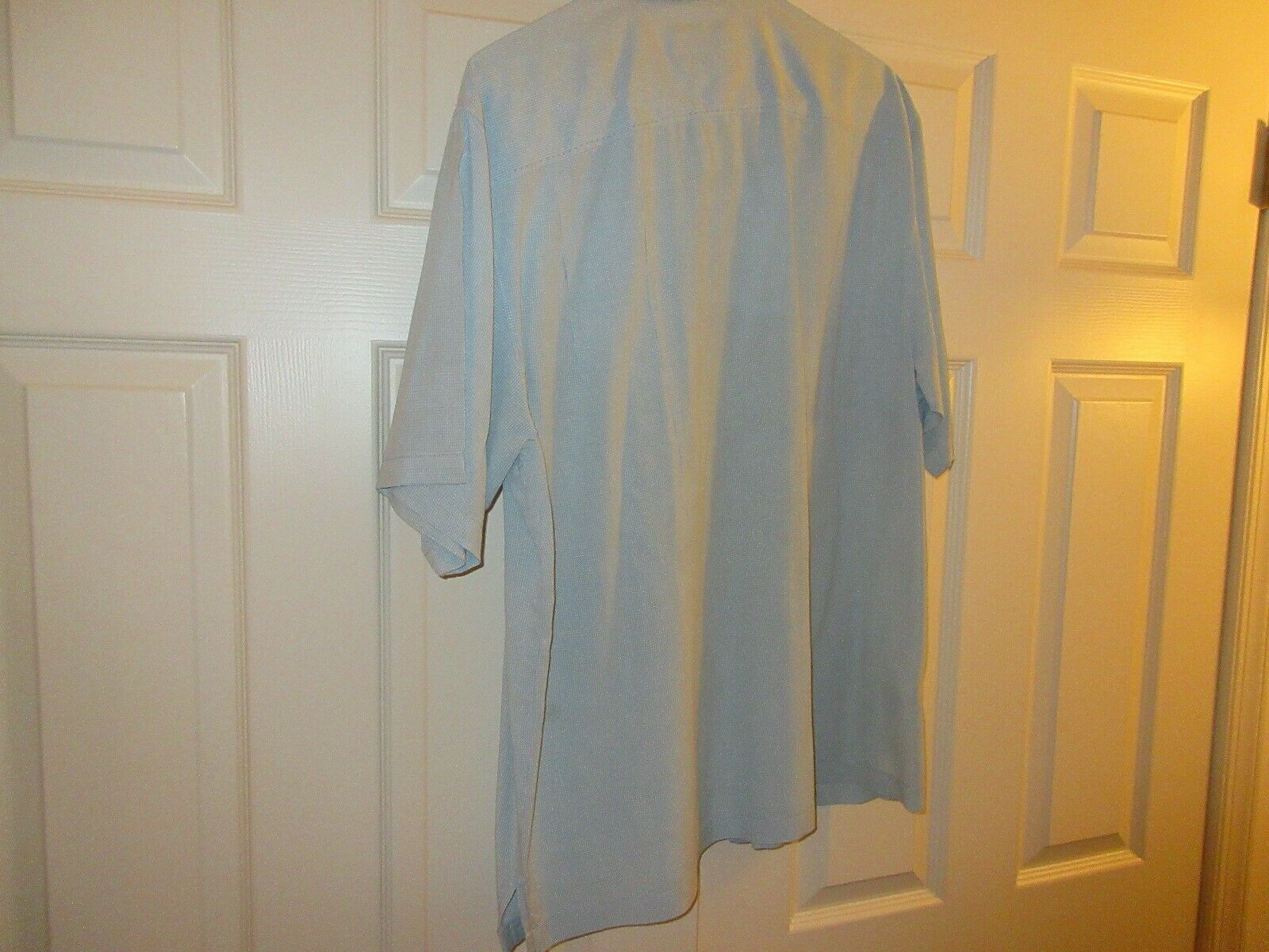 Tommy Bahama , Men's Short Sleeve , XL , 100% Tencel