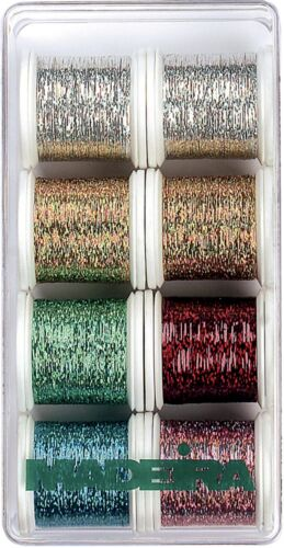 Madeira Threads Metallic Jewel Embroidery Thread Assortment