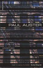 Acceptable, Leviathan (FF Classics), Auster, Paul, Book