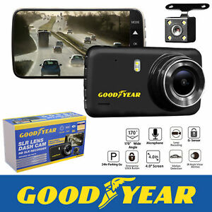 Goodyear-1080P-Dual-Lens-Car-DVR-Front-and-Rear-Camera-Video-Dash-Cam-Recorder