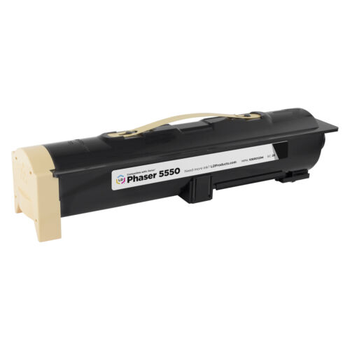 106R01294 Black Toner Cartridge for Xerox Phaser 5550 106R1294 Page-Yield 35000