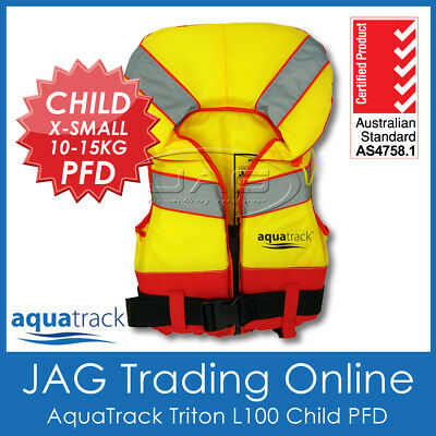 AXIS BAMBINO 15-25KG CHILD SMALL L100 PFD LIFE JACKET Baby Infant Toddler Vest