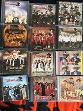 Grupo exterminador, CDs collection in one shot...