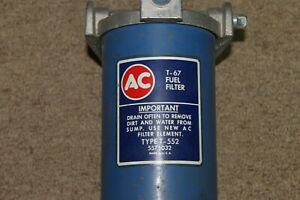 image is loading act-67-ac-fuel-filter-with-t-552-