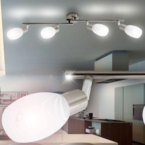 Licht Leiste Balken Schiene Strahler Decken Lampe Leuchte Spot Living-XXL
