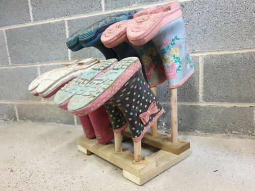 OUTDOOR//INDOOR Wellington Boot stand