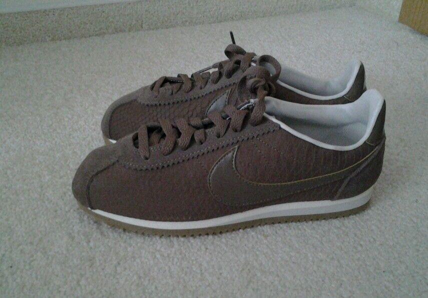 Neue Nike Classic Cortez Leder Prem Grösse EUR 38,5 UK 5  833657200 833657-200