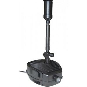 Pumps (water) Fish & Aquariums Pompa Sun Sun Cqp-5000f Lt Per Acquario Acquari Laghetto 5000lt/h