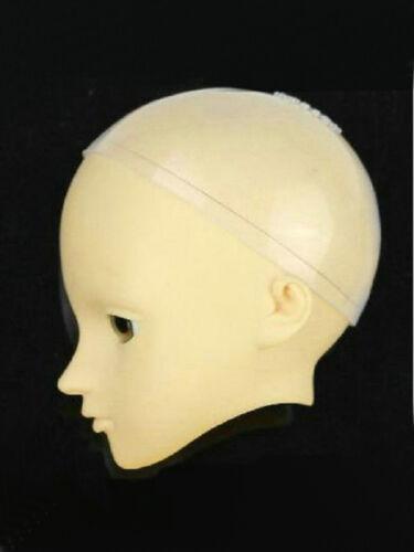 """9-10/"""" Silicon Wig Cap for 1//3 SD BJD SD Dollfie 8-9/"""""""