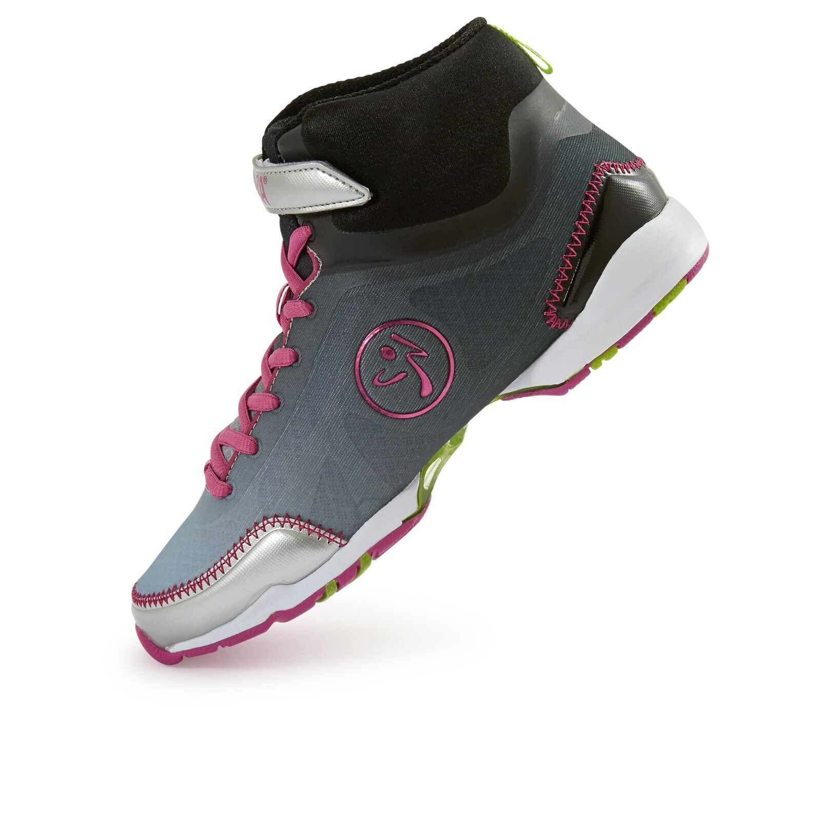 ZUMBA HIGH HIGH HIGH TOP SHOES TRAINERS Z Slide lets U