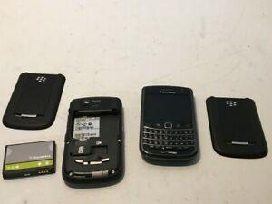 Blackberry-Bold-9650-Verizon-Black-LOT-OF-2