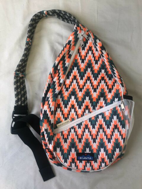 Kavu Paxton Pack Rope Bag Everglade Tile (2106090332)