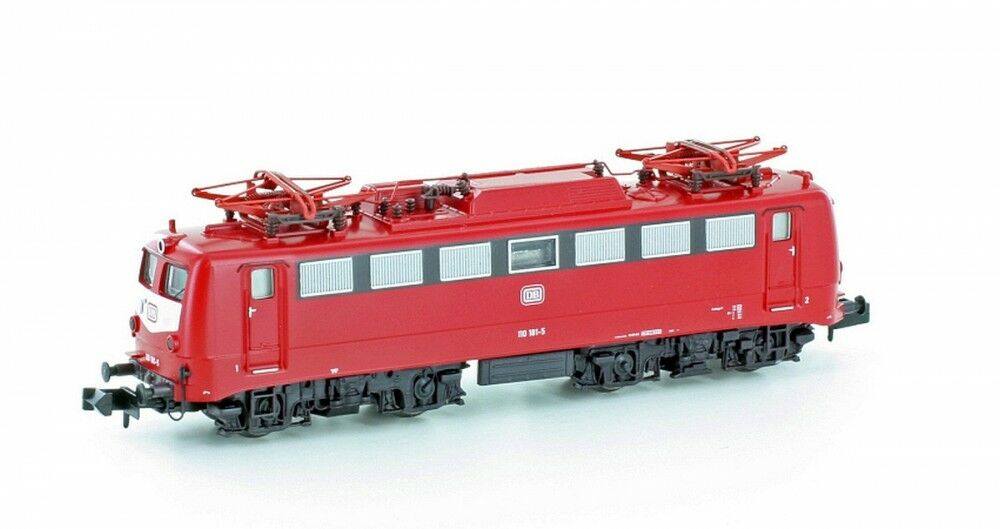 Hobbytrain 2835 E-Lok br110 181-5 DB Orient rosso, ep. IVB merce nuova prezzo speciale