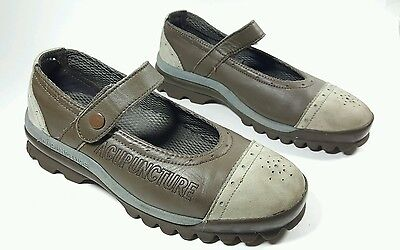 3ea636ad40a26 Acupuncture Sugar Kane womens funky flat shoes UK 7 | eBay