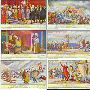 LIEBIG : S_1576a - 'Soliman, le magnifique 2 editie