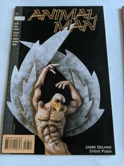 Animal Man #68 February 1994 DC Vertigo Comics