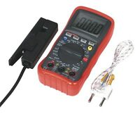Sealey Digital Automotive Analyser 13 Function With Ic Ta201