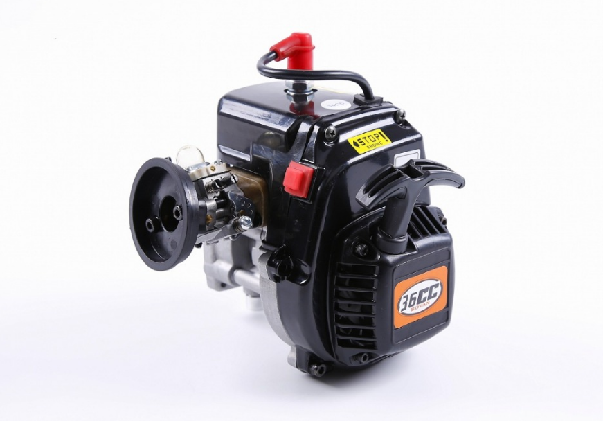 ROVAN 36CC  2-Stroke 4 bolt Engine with Walbro 997 autob for 1 5 baja 5B 5T 5SC  prendiamo i clienti come nostro dio