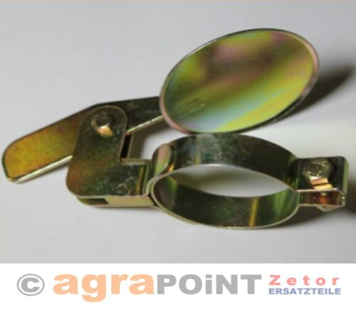 Zetor 959068 Auspuffklappe 50mm by agrapoint.de NEU