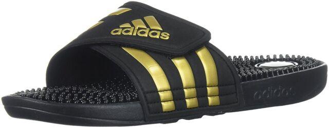 f905b1477e8 Buy adidas black and gold slides
